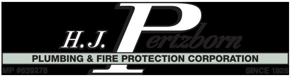 H.J. Pertzborn Plumbing and Fire Protection logo